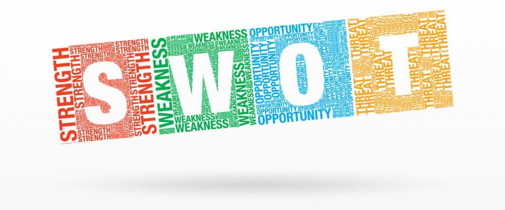 Hiç Şirketinizin veya Kendinizin SWOT'unu Yaptınız mı?